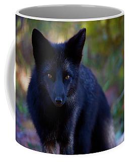 Coffee Mug featuring the photograph Reading The Menu by Jim Garrison