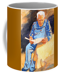Reading Time Coffee Mug