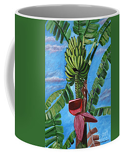 Coffee Mug featuring the painting Ready For Harvest by Laura Forde
