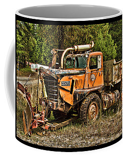 Ready For Snow By Ron Roberts Coffee Mug