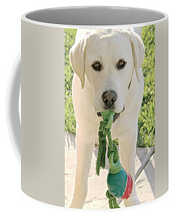 Ready For The Holidays Again Coffee Mug by Suzanne Oesterling