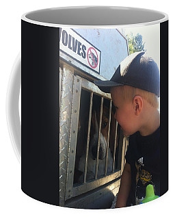 Coffee Mug featuring the photograph Ready For The Hunt by Tiffany Erdman