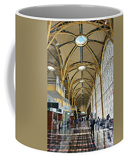 Coffee Mug featuring the photograph Reagan National Airport by Suzanne Stout