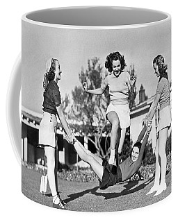 Real College Swingers Coffee Mug