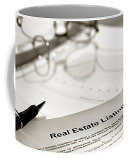 Real Estate Listing Coffee Mug