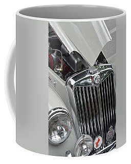 Real M G Coffee Mug by John Schneider