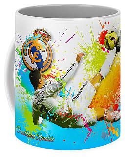 Real Madrid - Cr Coffee Mug