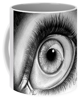 Realistic Eye Coffee Mug