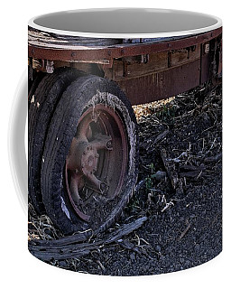 Rear Wheel Drive Coffee Mug