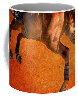 Rearing Coffee Mug
