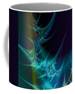 Receptors Coffee Mug by Fran Riley