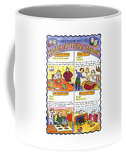 Recipes From The Revised Senior Citizen Cookbook Coffee Mug