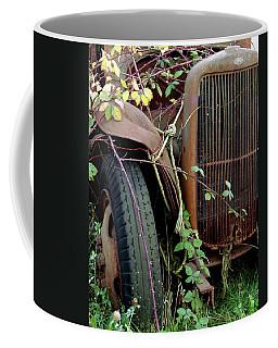 Reclaimed Coffee Mug