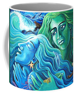 Reclaiming The Seas Coffee Mug