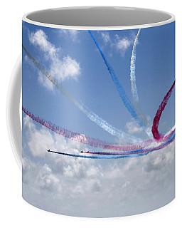 Red Arrows Aerobatic Display Team Coffee Mug