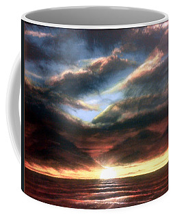 Red At Night Coffee Mug