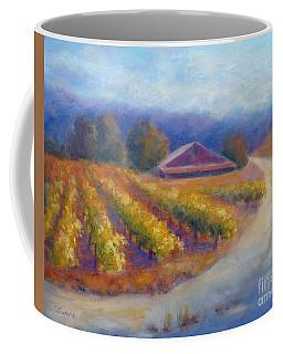 Red Barn Vineyard Coffee Mug