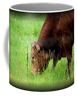 Red Brangus Bull Coffee Mug