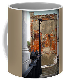 Red Bricks Coffee Mug by Beth Vincent