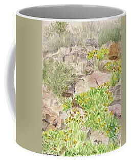 Red Butte Gardens Coffee Mug