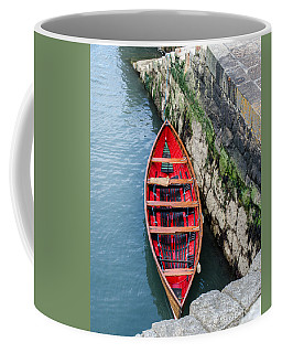 Red Canoe Coffee Mug