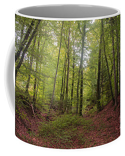 Red Carpet Coffee Mug by Michelle Meenawong