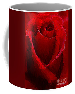 Red Charmer Coffee Mug by Anthony Fishburne