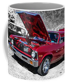 Red Chevy Nova Coffee Mug