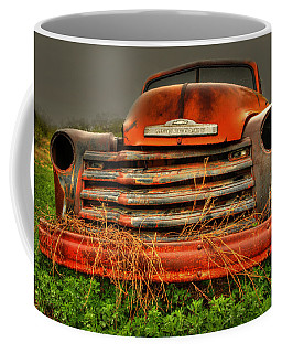 Red Chevy Coffee Mug