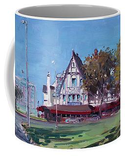 Red Coach Inn Niagara Falls Ny  Coffee Mug