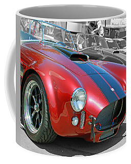 Coffee Mug featuring the photograph Red Cobra by Shoal Hollingsworth