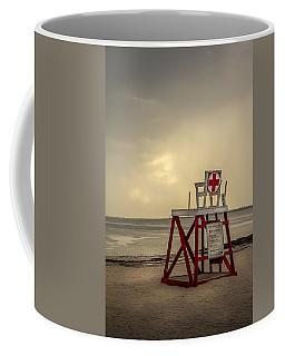 Red Cross Lifeguard Coffee Mug