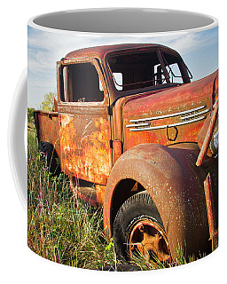Coffee Mug featuring the photograph Red Diamond by Steven Bateson