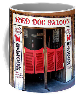 Red Dog Saloon Juneau Coffee Mug