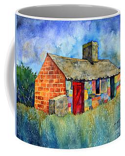 Red Door Cottage Coffee Mug