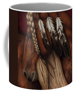 Red Eagle Coffee Mug by Pat Erickson