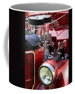 Red Ford Coffee Mug