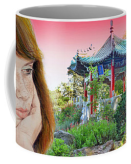 Red Hair And Freckled IIi Altered Version  Coffee Mug