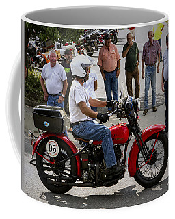 Red Harley 95 Coffee Mug