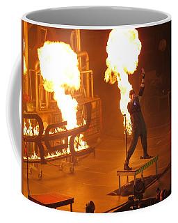 Red Heats Up Winterjam In Atlanta Coffee Mug