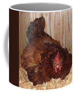 Red Hen Coffee Mug