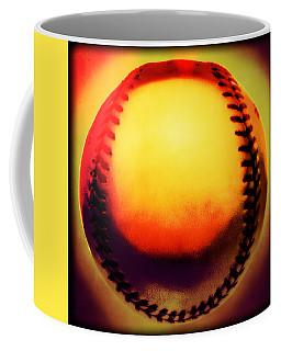 Red Hot Baseball Coffee Mug