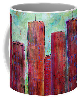 Red In The City Coffee Mug