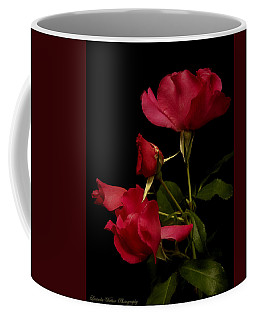 Coffee Mug featuring the photograph Red Is For Passion by Lucinda Walter