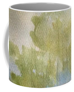 Red Lake Reflection #2 Coffee Mug