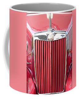 Red Mg Coffee Mug