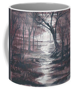 Red Mist  Coffee Mug