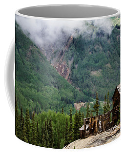 Red Mountain Remnants Coffee Mug