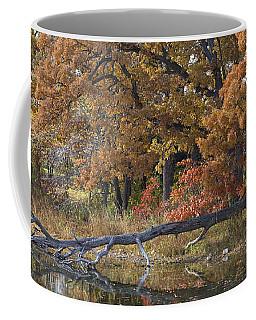 Red Oaks On The Shore Coffee Mug