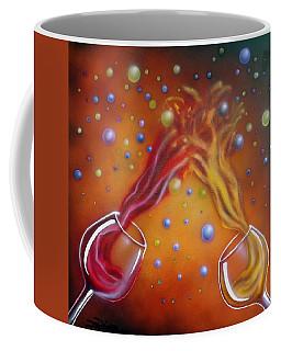 Red Or White Coffee Mug